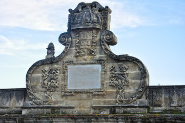 Puerto de Santa María, Galeras fountain, 18th century, Spain