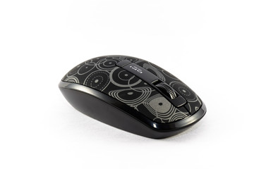 Left sideblack wifi mouse