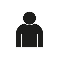 The avatar icon. Avatar symbol.