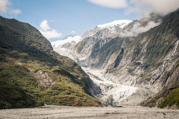 franz Josef Glacier New Zealand II