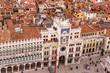 Toits de Venise, Place Saint Marc