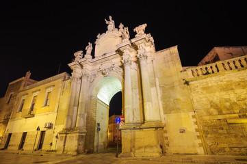 Lecce Porta Rudiae