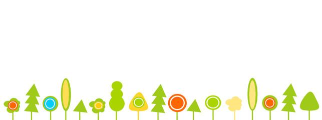 wald Forstwirtschaft Banner