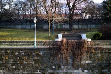 Uferpromenade am Wienfluss