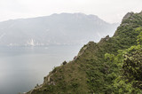 Mountain Biking Garda lake