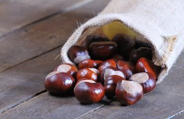 Chestnuts.