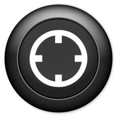 Target aim symbol