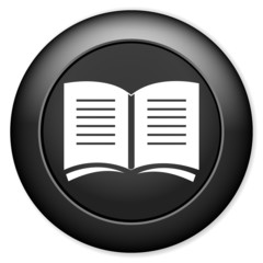 Book sign icon. Open book symbol
