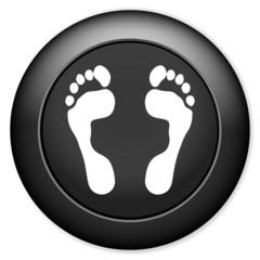 footprint icon.