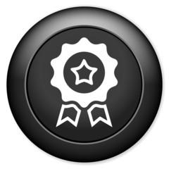 award sign icon. winner Prize symbol.