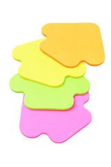 Arrow Shape Paper Stickers