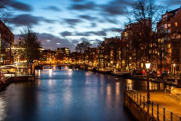 Angolo di Canale di Amsterdam