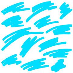 Markierungen von Textmarker