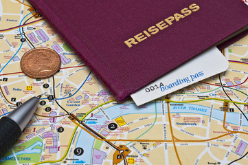 Reise nach London