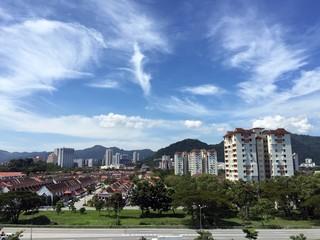 beautiful Penang landscape