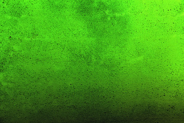 Plaster or cement texture green color