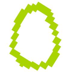 retro ei grün
