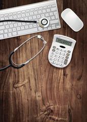 health insurance desk