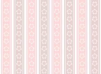 桜のパターン