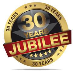 30 Years Jubilee