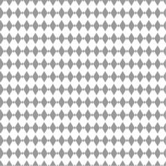 Trendy rhombus pattern