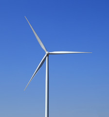 Wind turbine producing alternative energy