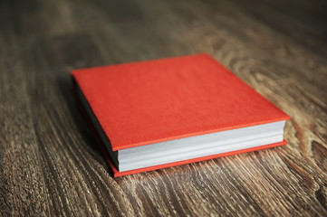 Red Photobook