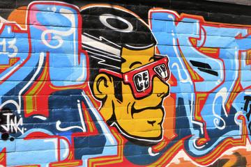 Fresque murale de San Francisco