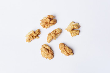Quarters of Walnuts