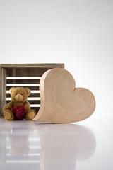Ein Herz für Teddybären