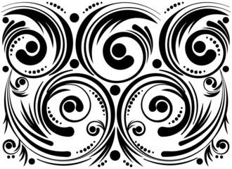 Swirls and Dots