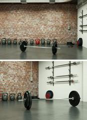 Fitness Raum