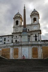 Piazza di Spagnia à Rome