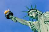 Liberty Statue New York American Symbol USA