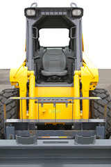 Skid steer front loader