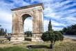 Obrazy na płótnie, fototapety, zdjęcia, fotoobrazy drukowane : Triumphal arch of Bara in Tarragona, Spain.