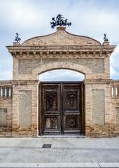 La Giralda in Arboc province of Tarragona