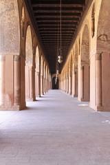 Mosque corridors