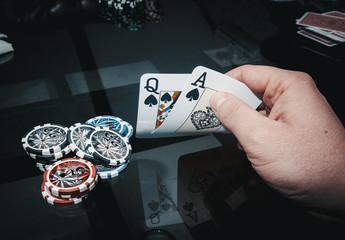 winning hand poker