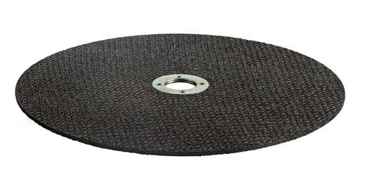 Cutting abrasive disc