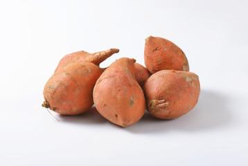 Sweet potato roots
