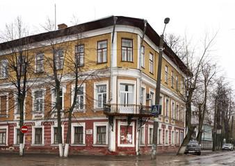 Kineshma. Ivanovo region. Russia