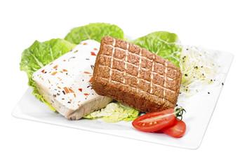 Tofu Bratlinge Vegan