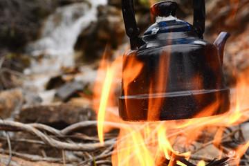 kamp çayı