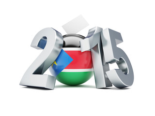 general elections in south sudan 2015
