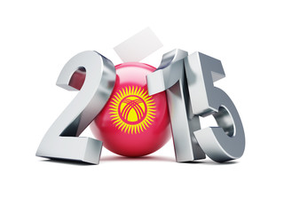 Parliamentary elections in Kyrgyzstan 2015