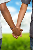 Fototapety Hold hands