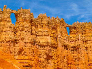 Rock formation, Bryce Canyon, Utah