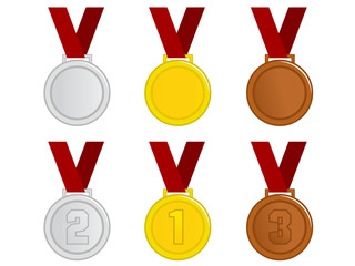 Medal Illustration