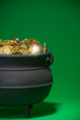 Pot of Gold: Magical Treasure
